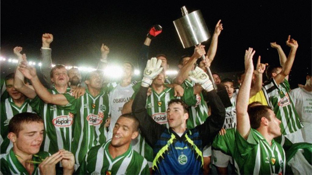 Juventude 1999: campeão da Copa do Brasil