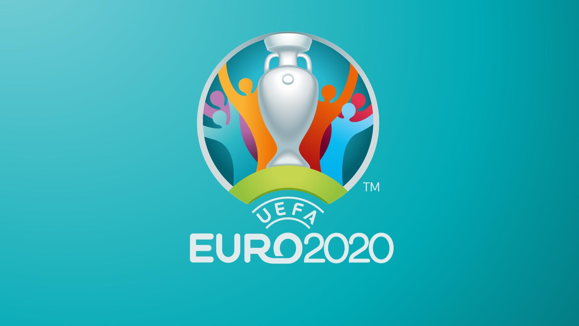 Logo EURO 2020. Arte: UEFA Euro