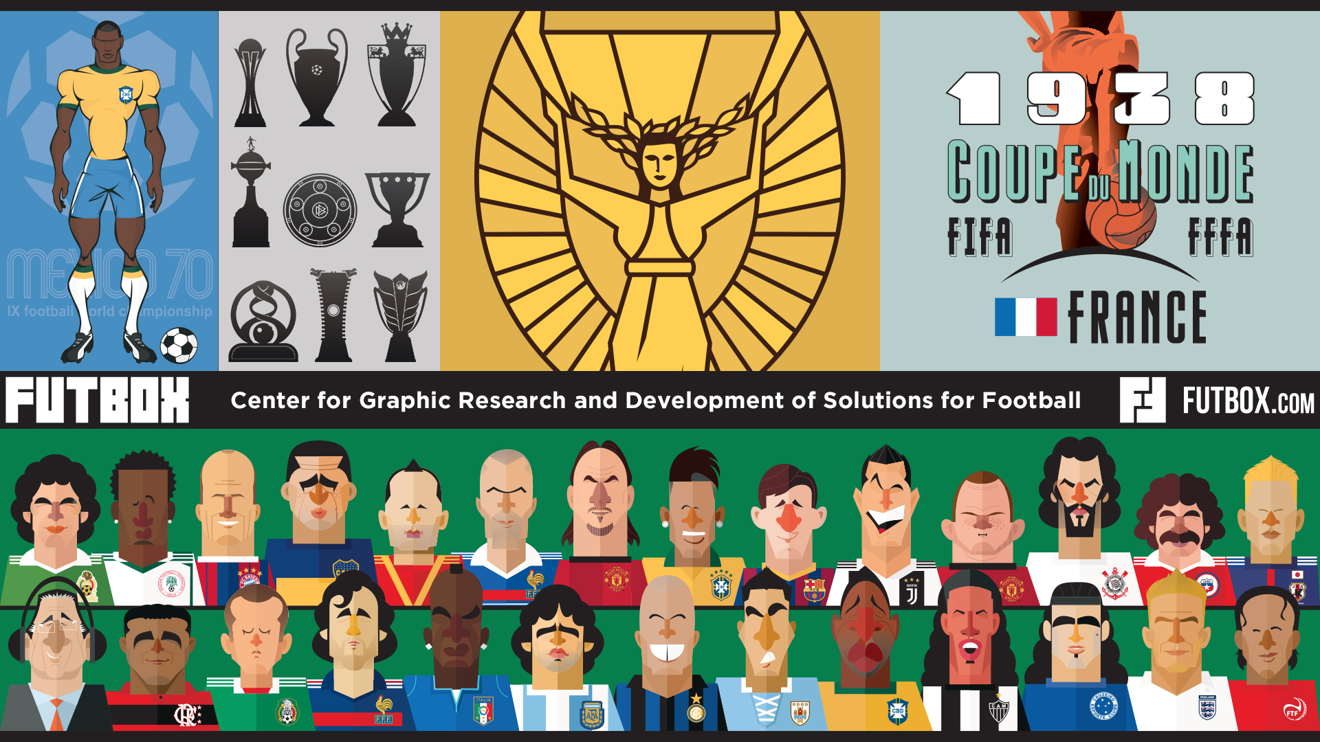 Futbox - The world's largest collection of football illustrations