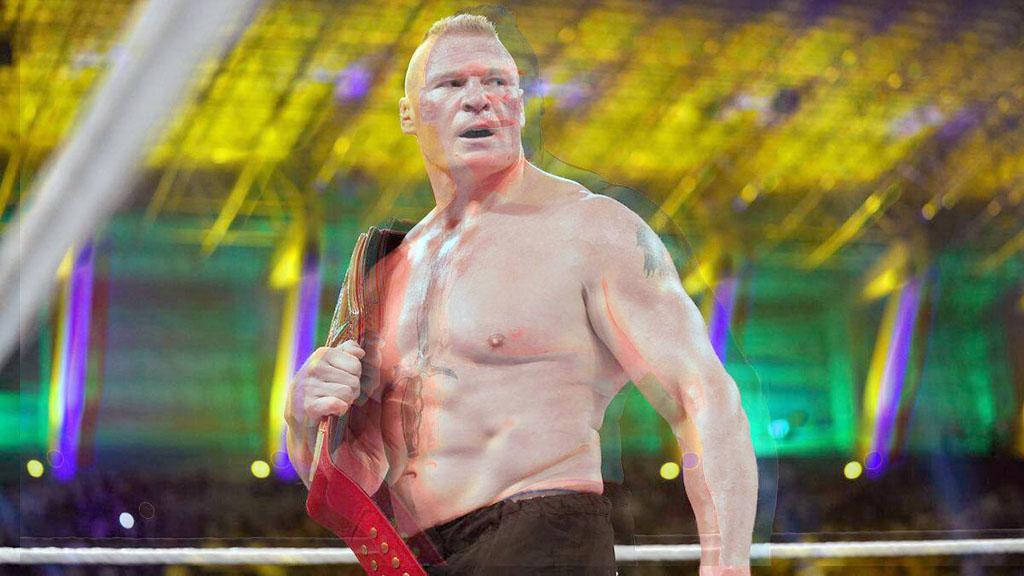 Brock Lesnar | Foto: divulgação