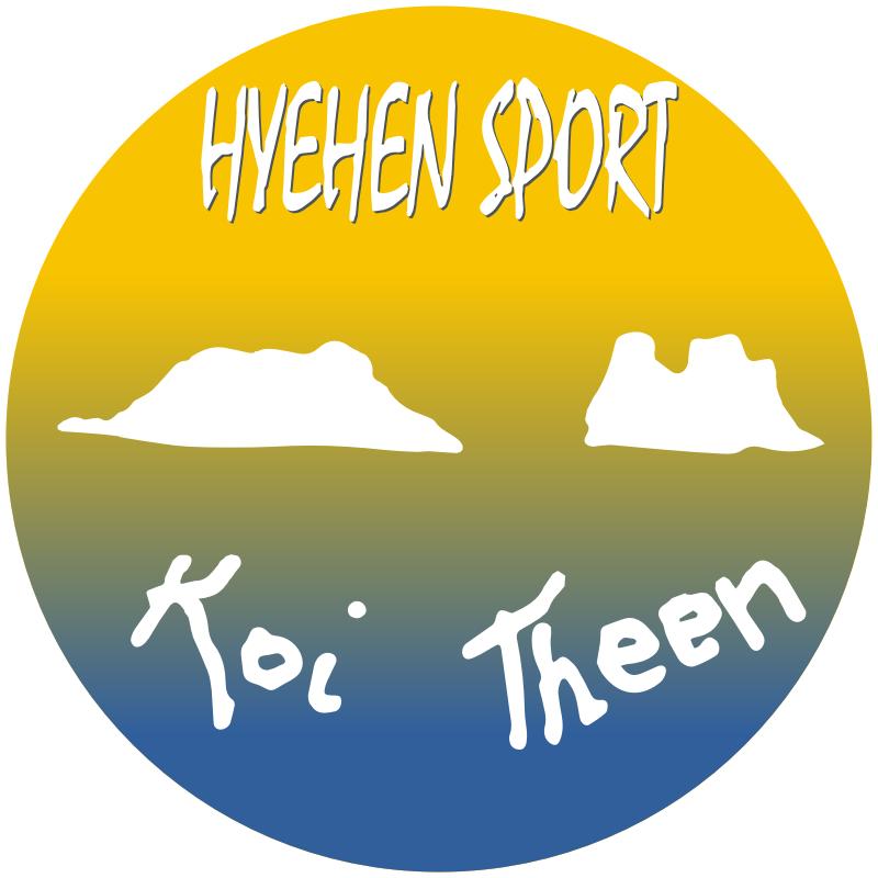 Resultado de imagem para Hienghène Sport bandeira